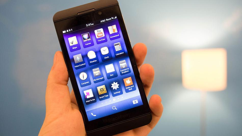 BlackBerry Z10 Outperforms Expectations, Blows Away Sales Estimates