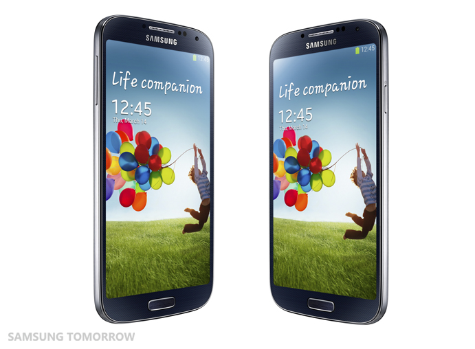 Samsung Galaxy S4: first impressions