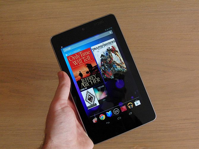Nexus 7 Rumored To Launch In May With Qualcomm Processor