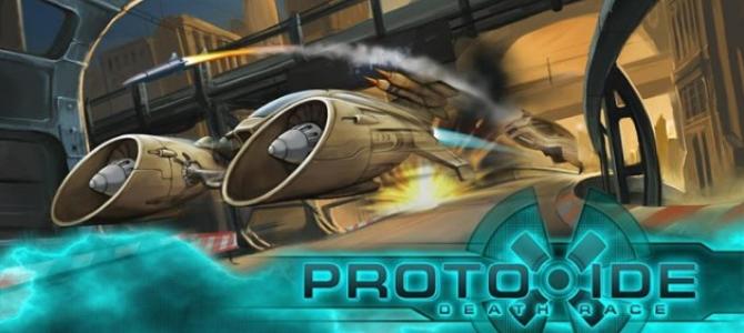 Protoxide: Death Race Android App Review: Race & Destroy