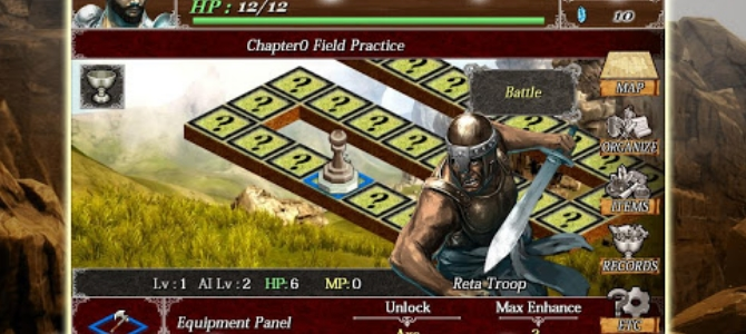 Rev Ersi Quest Android Game Review: Simply Strategic