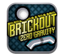 Brickout Zero Gravity iPhone Game Review: Breakout, Evolved
