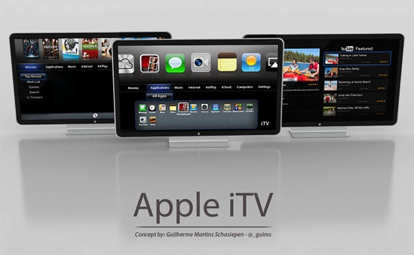 Apple iTV: Ultra HD 4K Coming Early 2013 [u]