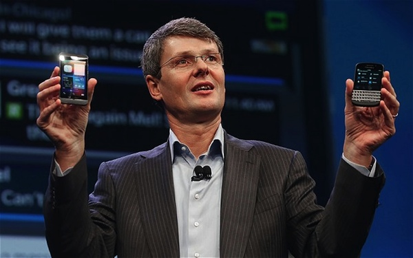 Blackberry Z10: Deutsche Guv Orders 5K