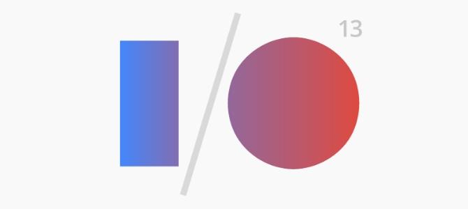 google i/o 2013 #2