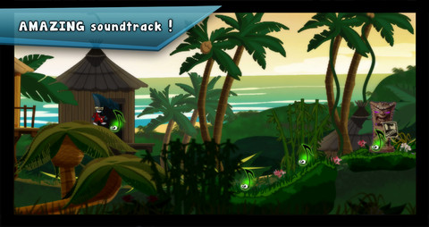 Zeeek Free Edition iphone game