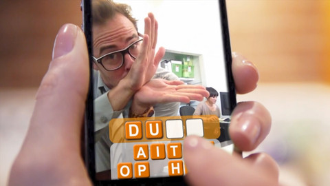 Acting Out! Video Charades iphone game