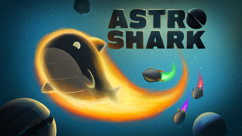 astro shark hd iphone game