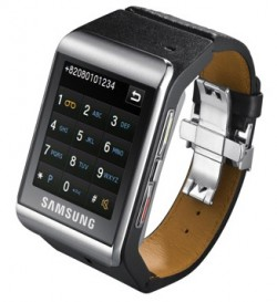 Samsung Smartwatch Set to Compete With Apple iWatch