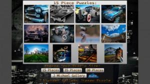 J Michael Gallery Jigsaw Puzzle iPhone App