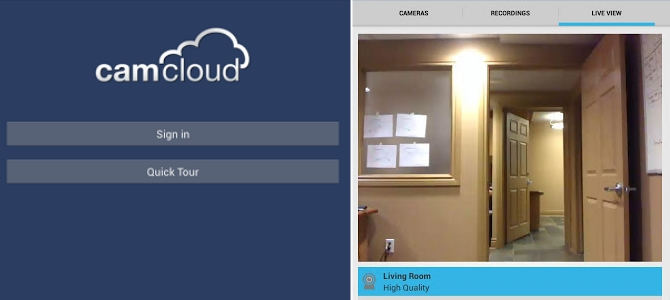 CamCloud Android App Review