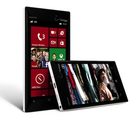Nokia intros the Lumia 928, Windows Phone 8 with OIS camera, available from Verizon on May 16 for $100