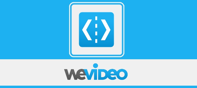 how to use wevideo app