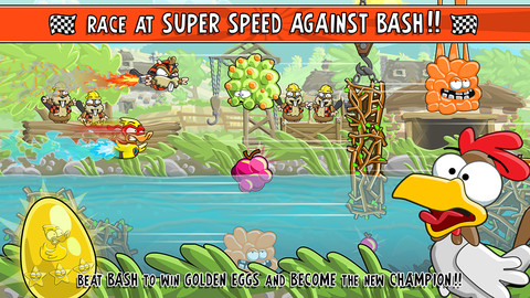 Dash & Bash iPhone Game