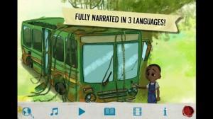 Walter's Flying Bus iphone app