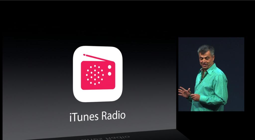 iOS 7 Brings iTunes Radio