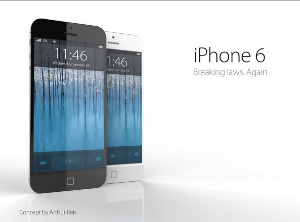 iPhone 6 Delayed Until Q1 2014