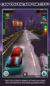 The Jump: Escape The City iPhone Game
