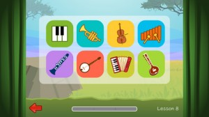 Music Learning Lab iPhone App