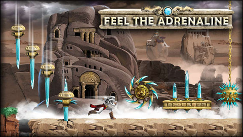 Tribal Quest iPhone Game