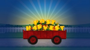 PostHarvest iPhone Game
