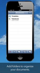 Calc XLS iPhone App