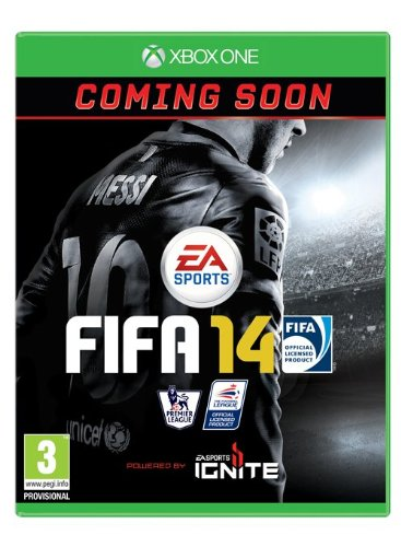 Xbox One release date potentially leaked by Fifa 14 pre-order?