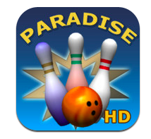 Bowling Paradise iPad Game