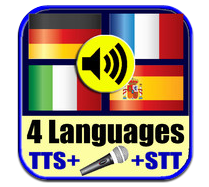 Language Trainer Four in ONE