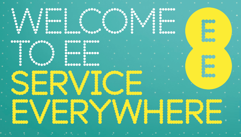 EE 4G Goes Live in 10 New UK Towns