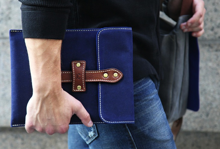 The O'Hare Sleeve Covers Your iPad with Style