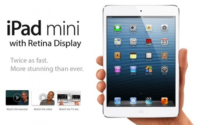 It has been rumored that if Apple's long-rumored iPad mini 2 does indeed feature a Retina display, then it will by some unknown necessity be delayed