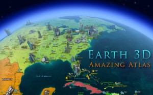 Earth 3D Mac App