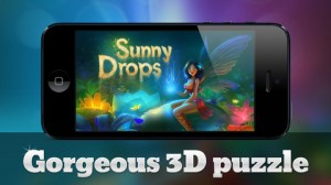 Sunny Drops iPhone Game