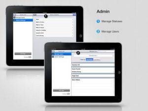 SwipedOn iPad App