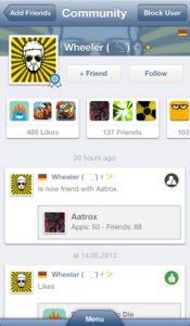 AppZapp iPhone App