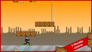 Stick Run Mobile iPhone Game