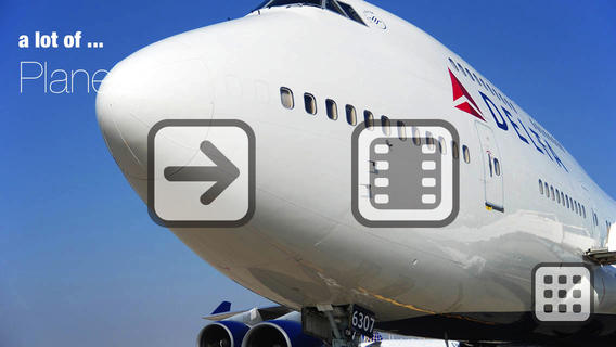 100 Planes iPhone App Review: Book of Airplane Fun for Kids