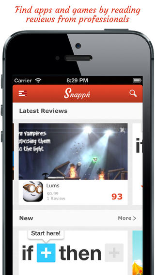 Snappn iPhone App Review: Yeah, You Need This App.