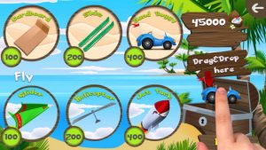 Freedom Flights: Adventures of Cocky iPhone Game