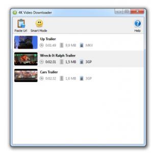 4K Video Downloader Mac App