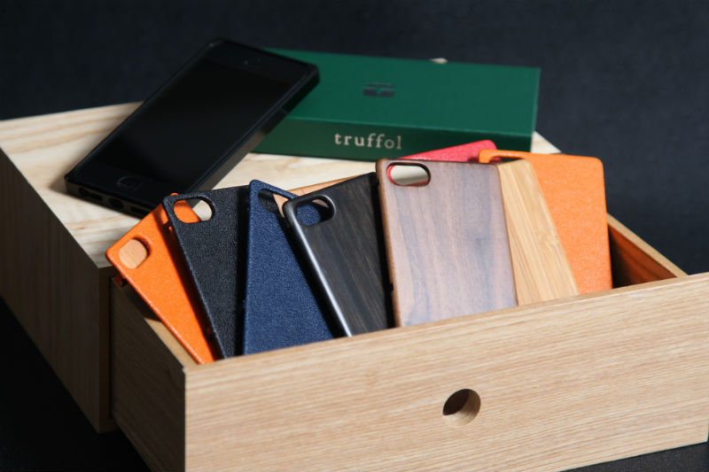 Truffol iPhone 5S case
