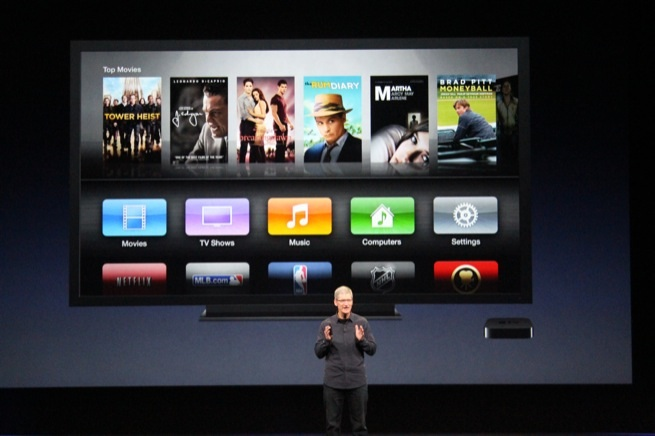 New Apple TV on Sept 10, Says Source