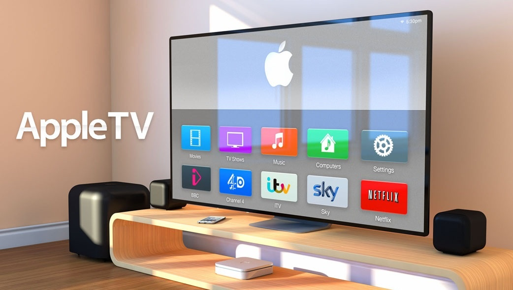 No New Apple TV, But Cool New Features Coming