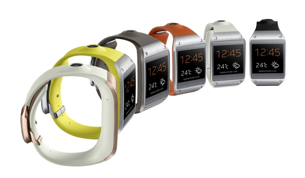 Samsung unveils new Galaxy Gear SmartWatch costing $299