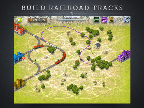 Rails iPad Game