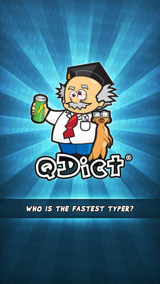 QDict Lite iPhone Game