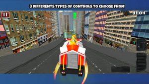 Fire Truck 3D iPhone Game