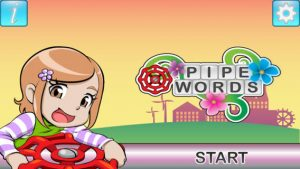 PipeWords iPhone Game