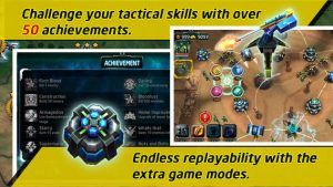 Nova Defence iPhone Game